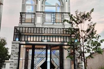 Bán nhà gấp về quê trốn dịch, gần ủy ban Hưng Long - Bình Chánh - SHR