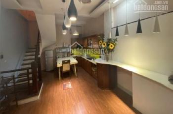 Cho thuê nhà 32m2 x 5 tầng ngõ 50 Võng Thị, full nội thất, 13 triệu/tháng