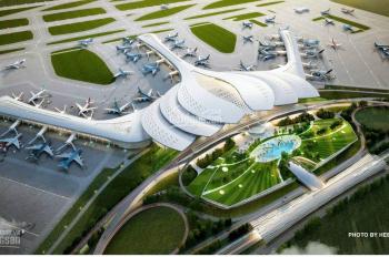 Bán đất khu trung tâm hành chính Nhơn Trạch, cách sân bay Quốc tế Long Thành 2km, liền kề chợ