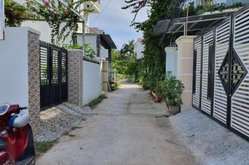 Bán đất đẹp vuông vắn ngang 8.5m khu dân cư Làng Biệt Thự xã Vĩnh Thạnh, NT. LH 0931508478