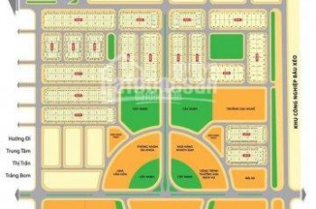 Khu đô thị Bàu Xéo, MT QL1A, liền kề khu công nghiệp, tặng vàng khi mua, được trả góp, 0904799089