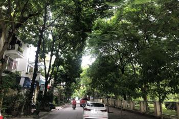 Bán nhà liền kề hiếm mặt vườn hoa Trung Yên, diện tích 83m2 mặt tiền 5,5m hướng Đông Nam. 097743451