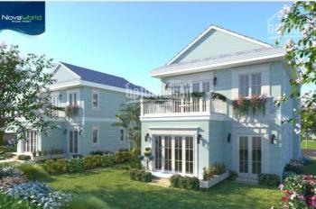 Cần bán biệt thự song lập NovaWorld Phan Thiết 8x20m giá chỉ 4,9 tỷ, toàn giá. Luật 0937.587.983