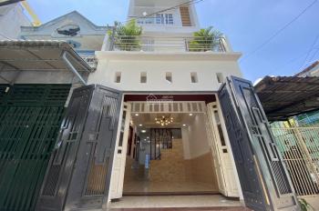 Bán nhà Tân Bình, Phan Huy Ích, P15, Nhà đẹp góc 2 mặt tiền trước sau 4x13m giá cực rẻ chỉ 4.75 tỷ