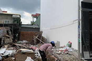 Đất trống xây dựng ngay, DT: 4m x 14.5m. Sổ hồng 57m2, hẻm Nguyễn Văn Quá, Q12