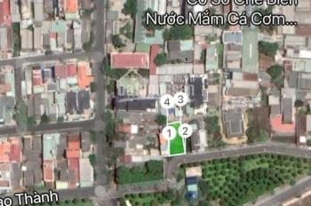 Bán 3 lô liền kề giáp phố Biển Rạng Đông, Phan Thiết