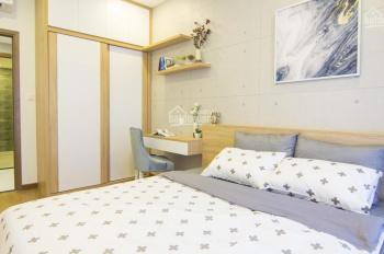 Cho thuê căn hộ 1050 Chu Văn An, 60m2, 2PN, giá: 7tr8/th, LH: 0938539253