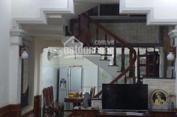 Cần bán căn nhà mặt đường đôi lô 22 Lê Hồng Phong, MT 4m, DT 60m2, 4 tầng, SĐCC, hướng TN