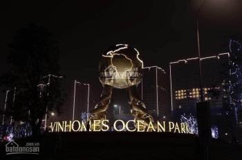 Cho thuê căn hộ 1PN + 1, tại Vinhomes Ocean Park giá ưu đãi 4.5 tr/tháng cho thuê nguyên bản CĐT