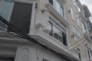 Bán nhà hẻm 62 Lâm Văn Bền, P. Tân Kiểng, Quận 7
