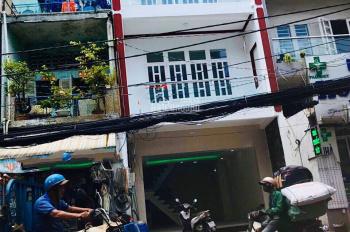 Nhà nguyên căn mặt tiền đường Lạc Long Quân với Xóm Đất Q. 11 - Thuận tiện kinh doanh, DT 5.1x11.6m