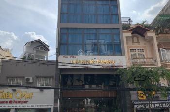 Cho thuê nhà MT Sư Vạn Hạnh, giáp Vạn Hạnh Mall, Q10, 5x19m - 4 lầu, lề 8m, giá: 70 triệu