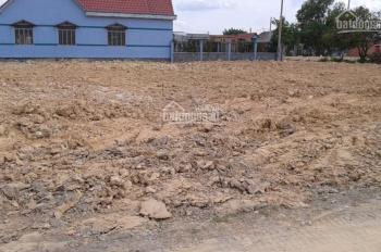 Cần bán lại 250m2, đất mặt tiền Trần Văn Giàu - thuộc xã Phạm Văn Hai, thổ cư 100%, đã có sổ đỏ