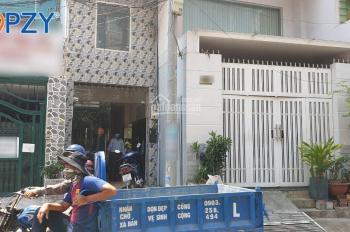 Cho thuê nhà hẻm 749 Huỳnh Tấn Phát, P. Phú Thuận, Q7,1 trệt, 2 lầu, 4PN, giá 14tr/th LH 0901311178