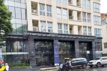 Cho thuê MBKD tại sàn TM building, chân đế CC, vị trí đẹp. 137m2 - 294m2 - 620m2 từ 211.479,5đ/m2
