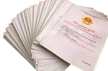 Cần bán gấp hai lô mặt tiền Quốc Lộ 1A, khu dân cư Bàu Xéo, LH em Thơm: 0965514920