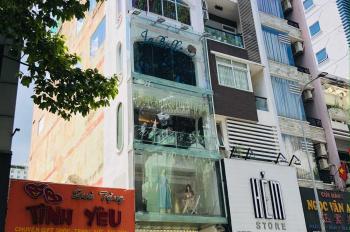 Cho thuê nguyên căn nhà MT Nguyễn Trãi, Q. 5 gần Bùi Hữu Nghĩa 4x20m 1 trệt, 1 lửng suốt, 4 lầu