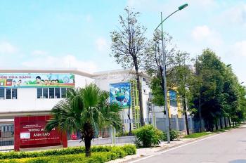 Bán căn BT song lập góc, hoàn thiện, kinh doanh cực tốt Đặng Xá, Gia Lâm. LH 0981221511