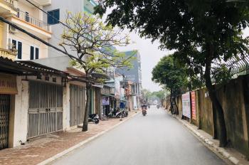 Bán đất Dương Xá, Gia Lâm, HN đường trải nhựa 10m, có vỉa hè, kinh doanh được giá cực đẹp