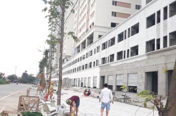 Bán 4 căn shophouse ngoại giao khối đế chung cư, vừa kinh doanh vừa để ở, giá 27.5tr/m2. 0968828835