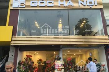 Cho thuê nhà mặt phố Nguyễn Khắc Nhu 120m2 x 6 tầng, 7m mặt tiền, thang máy (nhà hàng, VP, spa... )