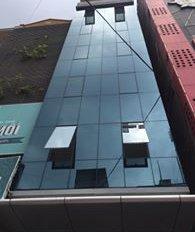 Cho thuê liền kề KĐT Linh Đàm diện tích 80m2, nhà 5 tầng, nội thất, khu văn phòng, dân trí cao