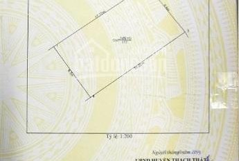 Chính chủ cần bán lô đất diện tích 85m2 nằm ngay khu trung tâm đất khu Vin và ngay dự án 8,95ha