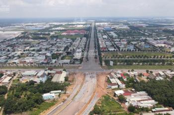 Cần bán đất mặt tiền giá rẻ trung tâm hành chính Bàu Bàng, Bình Dương