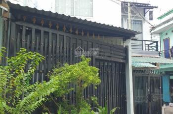 Bán nhà hẻm 154 Âu Dương Lân, phường 3, quận 8
