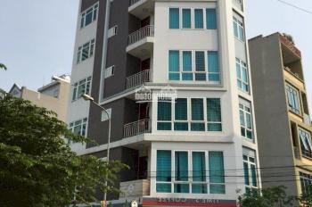Bán nhà mặt phố Ngô Thì Nhậm. Lô góc kinh doanh cực tốt 74m2, mặt tiền 8m, 7 tầng thang máy