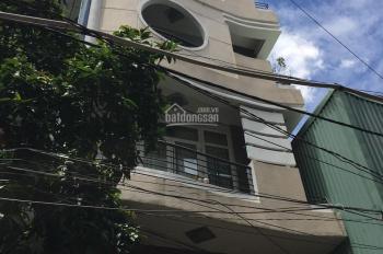 Cho thuê nhà 322/12 An Dương Vương, P4, Q5, góc ADV - Trần Bình Trọng, 5mx20m, hầm-4 lầu, nhà mới