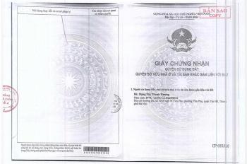 Bán đất SĐCC diện tích 283m2 khu Tô Ngọc Vân, Quảng An, Tây Hồ. Tiện ích đầy đủ, vị trí đắc địa