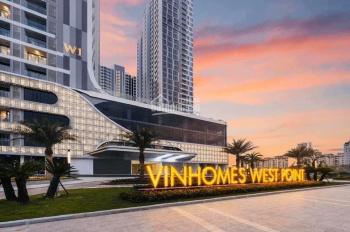 Cho thuê căn hộ chung cư cao cấp tại dự án Vinhomes West Point W3 - Phạm Hùng. LH 0342978469