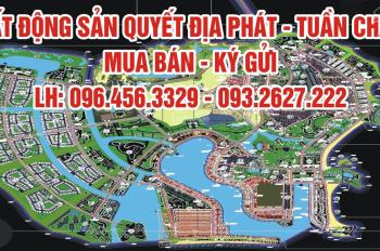 Bán gấp 3 ô đất LK tại Cảng Tàu 2 du lịch quốc tế Tuần Châu, Hạ Long. Gía siêu rẻ, LH 0964563329