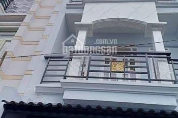Ngộp ngân hàng cần nhượng lại gấp căn nhà 2 lầu, 4 phòng ngủ, sân thượng, Q. Bình Tân, giá 2 tỷ
