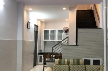 Cho thuê nhà rất đẹp Âu Cơ - Khuông Việt, Tân Phú, 4m x 9m, 2 lầu giá 8 triệu/1 tháng