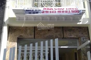 Nhà cho thuê 415 Sư Vạn Hạnh gần Vạn Hạnh Mall. 4 x 16m, 2 lầu, LH: 0.0901383038 A Trường
