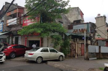 Bán nhà mặt phố Trần Khát Chân DT 86m2 MT 5m, vị trí đẹp sổ đỏ giá 200 triệu/m2