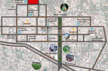 Bán nhà hai mặt tiền Nguyễn Thị Minh Khai ngay sát chợ Cư Xá - Cam Lộc chỉ 2.6 tỷ, an ninh tốt
