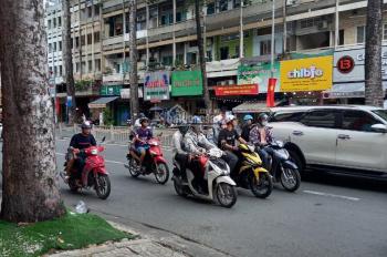 Giá rẻ nhà phố mặt tiền đường Trần Hưng Đạo, 6x20m, 1 trệt, 1 lửng 3 lầu, có thang máy 80tr/tháng