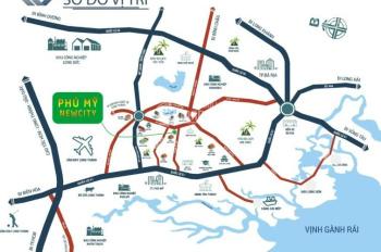 Bán đất nền thổ cư 100% dự án Phú Mỹ New City