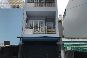 Nhà 3 lầu, DT 4x20, ngay góc Trần Văn Kiểu + đường Số 28, ngay Metro Bình Phú Q6