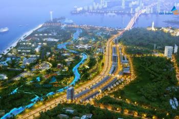 Mở bán đất nền sổ đỏ vị trí đẹp nhất dự án Mỹ Khê Angkora Park, giá chỉ từ 900 triệu, TT 12 tháng