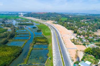 Bán đất biển Quảng Ngãi, Khu đô thị Mỹ Khê Angkora, đã có sổ đỏ, giá chỉ từ 900 triệu