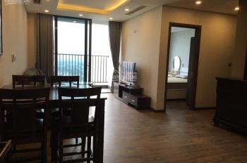 Cho thuê căn hộ chung cư Ngoại Giao Đoàn tòa N01T4 diện tích 80m2, 2 phòng ngủ 12tr/tháng