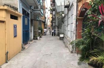 Bán đất 53m2 ngõ 290 Xuân Đỉnh mặt tiền rộng 4.5m đường rộng Kia Morning vào tận nhà