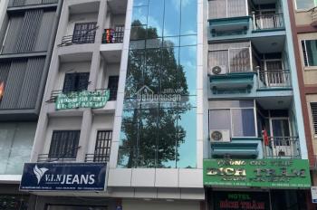 Nhà 2 mặt tiền Lý Chính Thắng, P8, Q3 - DT 4 x 17m - trệt lửng 4 lầu ST - HĐT 72 tr/th - Giá 24 tỷ