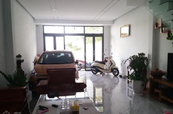 Bán nhà đẹp 3 tầng mặt tiền đường B2 KĐT VCN Phước Long NT. Lh 0931508478
