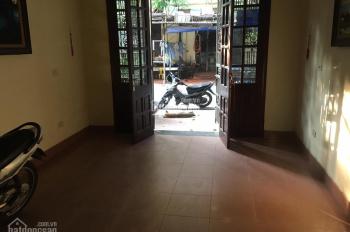 Cho thuê nhà ở Lê Quang Đạo gần SVĐ Mỹ Đình 56m2 x 4T, ô tô tránh, có vỉa hè, giá chỉ 14 triệu/th