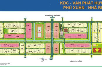 Đất nền Phú Xuân Vạn Phát Hưng Nhà Bè, giá tốt đầu tư. 0906459296